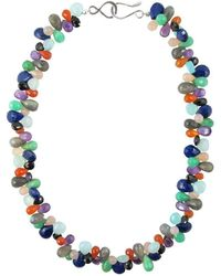 Katie Bartels Jewelry Rufina Necklace - Multicolor