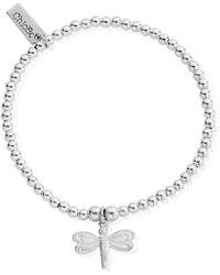 ChloBo - Cute Charm Dragonfly Bracelet - Lyst