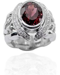 Kaufmann de Suisse - Evening Bliss Ring - Lyst