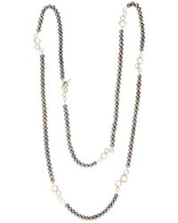 Erin Cox Jewellery - O2 Bubble Link Wrap Necklace - Lyst