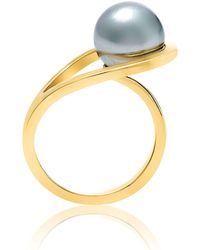 Neola Neringa Ring Gold - UK P - US 7 1/2 - EU 56 1/2 v60KFdL4
