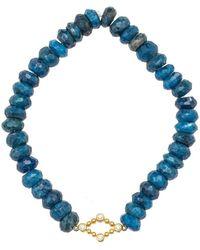 Heather Kenealy Jewelry - Chrysocola Bracelet - Lyst