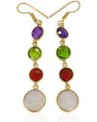 Bhagat Jewels - 18kt Gold Plated Ra - Lyst