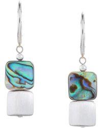 Naomi Jewelry - Blaze 99 Earrings - Lyst