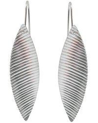 Emma Mogridge Jewellery - Liquid Moon Medium Earrings - Lyst