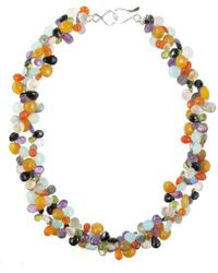 Katie Bartels Jewelry Isabel Necklace - Multicolor