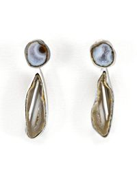 BethCarina - Chrysalis Drop Earrings - Lyst