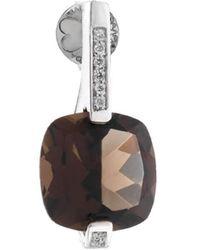 Franco Piane Designed By Franco Pianegonda Glitter Drops Earrings - Multicolor