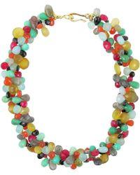 Katie Bartels Jewelry Serafina Necklace - Multicolor