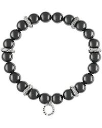 Peter Thomas Roth Fine Jewelry - Bead Bracelet Black Onyx Sterling Silver - Lyst