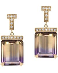 Rose Carvalho Colours Of The Universe Ad3 Earrings - Metallic