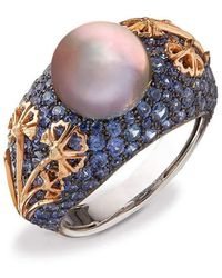 Soligems - The Silk Road Ring - Lyst