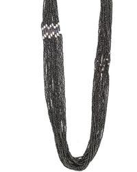 Faystone Andromeda Necklace - Black