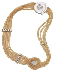 Franco Piane Designed By Franco Pianegonda Sweet Ripples Necklace - Multicolor