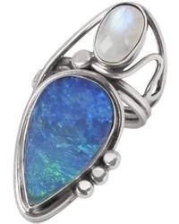 Gallardo and Blaine Designs - Alisma Ring - Lyst