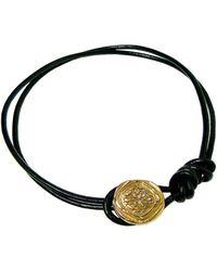 Beryl Dingemans Jewellery - Signature Button Necklace - Lyst