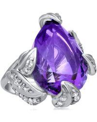 Drukker Designs - Sterling Silver Amethyst Ring - Lyst