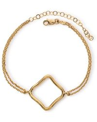 Maviada - Bodrum Vermeil Yellow Gold Bracelet Large - Lyst