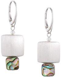 Naomi Jewelry - Blaze 139 Earrings - Lyst