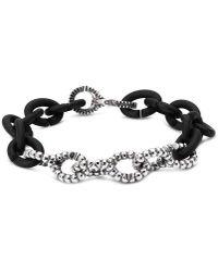 X Jewellery - Zip Eternity Bracelet - Lyst