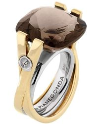 Franco Piane Designed By Franco Pianegonda Luminosity Ring - Multicolor