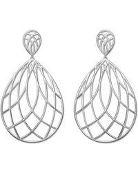 Its Silver - Earrings Sevilla - Lyst