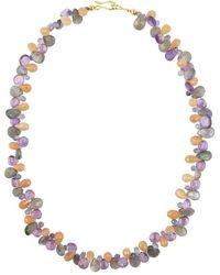 Katie Bartels Jewelry Adelina Necklace - Multicolor