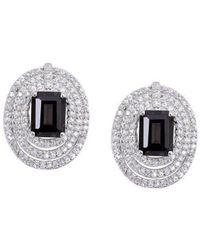 H.Azeem - Stunning Smoky Quartz Earrings - Lyst