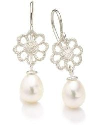 Brigitte Adolph Jewellery Design - Jettchen Silver Earrings - Lyst