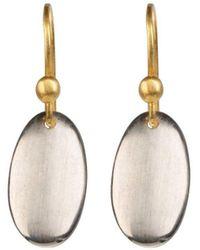 juniimjuli - Gold & Silver Shiny Seed Earrings | - Lyst