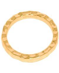 Murkani Jewellery Gold Free Layering Ring - Metallic