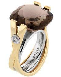 Franco Piane Designed By Franco Pianegonda - Luminosity Ring - Lyst