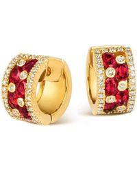 Tivon Fine Jewellery - Tivon 'morning Dew' Earrings - Lyst