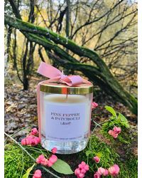 T.&Toff Pink Pepper & Patchouli Candle