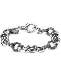 X Jewellery - Love Edge Bracelet - Lyst