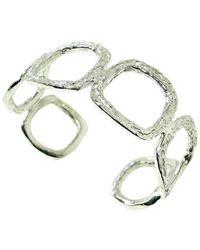 Beryl Dingemans Jewellery - Silver Signature Cuff - Lyst