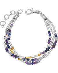 Gurhan - Sterling Silver Vertigo Bracelet - Lyst