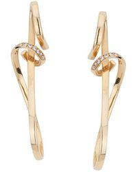 Alexandra Itouna Pirouette Earrings - Metallic