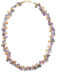 Katie Bartels Jewelry - Adelina Necklace - Lyst