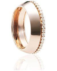 Xavier Civera Rose Diamond Unique R - Metallic