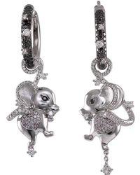 LO COCO AND KUBPART - Speedy Mimmy Earrings - Lyst