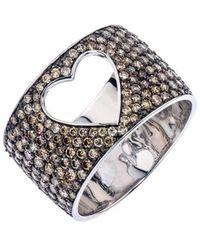 Alexa Leigh - Love Is Love Pave Diamond Ring - Lyst
