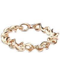 X Jewellery - Dna Full Bronze Bracelet - Lyst