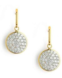 Syna 18kt Diamond Bauble Earrings ZLQZ9