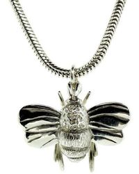 Will Bishop - Bumble Bee Necklace - Lyst