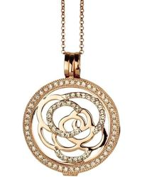 Lucet Mundi - Large Rose Gold 'rose' Coin Starter Set - Lyst