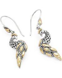 Deni Jewelry - Phoenix French Wire Earrings - Lyst