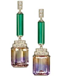 Rose Carvalho Colours Of The Universe Ad1 Earrings - Metallic