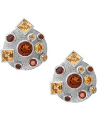 Justin Richardson - Fire Explosion Earrings - Lyst