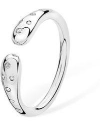 Lucy Quartermaine - Double Dipped Ring - Lyst
